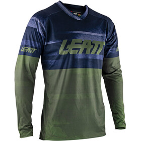 Leatt DBX 2.0 Jersey Long Sleeve Men, cactus